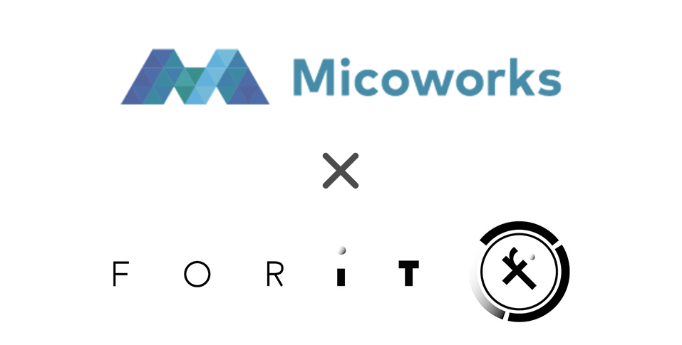 Micoworks株式会社×フォーイット